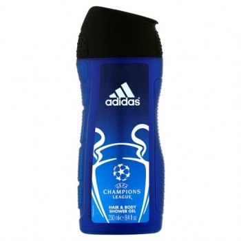 Adidas Champions League Shower Gel 250Ml