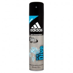 Adidas Ice Dive Antiperspirant Deodorant 250Ml