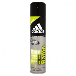 Adidas Pure Game Antiperspirant Deodorant 250Ml