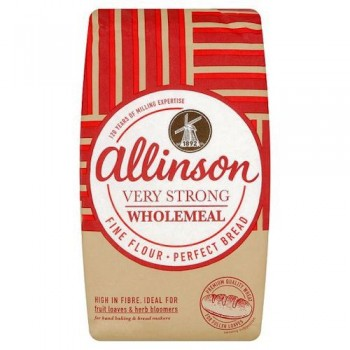Allinson Wholemeal Bread 1.5Kg