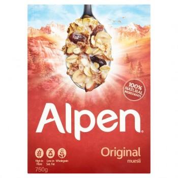 Alpen Original Muesli 750G