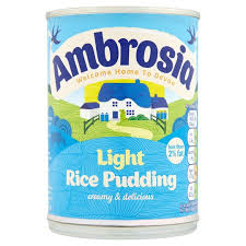 Ambrosia Low Fat Rice Pudding 400G
