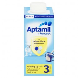 Aptamil 3 Growing Up Milk 1-2Yr 200Ml