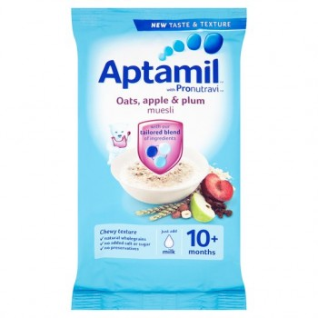 Aptamil Oat Plum 10 Month+ Cereal 275G