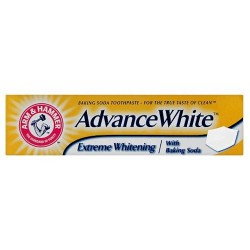Arm And Hammer Advanced White Toothpaste 75Ml