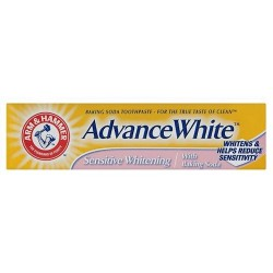Arm And Hammer Advanced Whitening Sensitive 75Ml