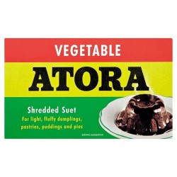 Atora Shredded Vegetable Light Suet 200G
