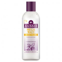 Aussie Shower Gel Mega Wattage Bodywash 400Ml