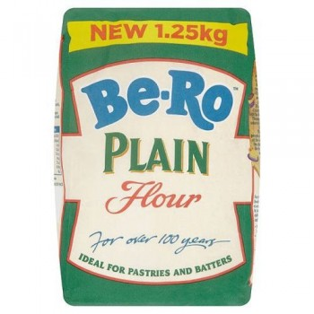 Be-Ro Light Plain Flour 1.25Kg
