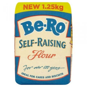 Be-Ro Light Self Raising Flour 1.25Kg