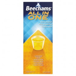 Beechams All In One 8 Dose 160Ml