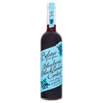 Belvoir Blueberry Blackcurrant Cordial 500Ml