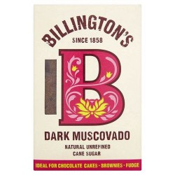 Billingtons Dark Muscovado 500G