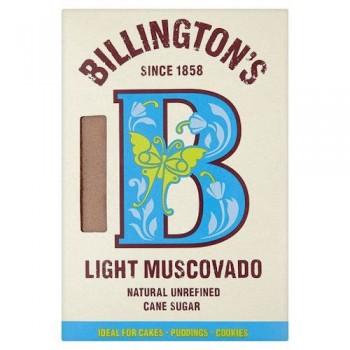 Billingtons Light Muscovado 1Kg