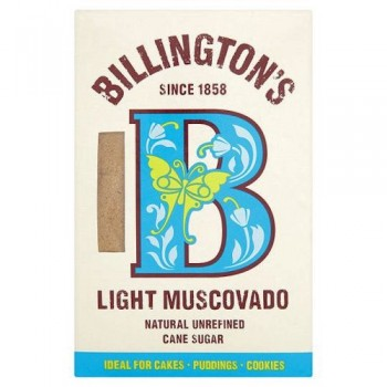 Billingtons Light Muscovado 500G
