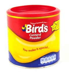 Birds Custard Powder Original Flavoured 300G Drum