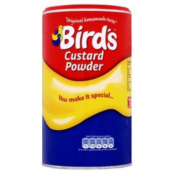 Birds Custard Powder Original Flavoured 600G Drum