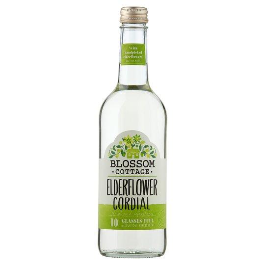 Blossom Cottage Elderflower Cordial 50Cl   British Foods ...