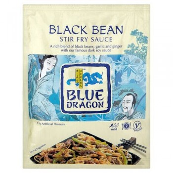 Blue Dragon Canton Black Bean Stir Fry Sauce 120G