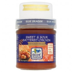 Blue Dragon Crispy Sweet And Sour Chicken 220G
