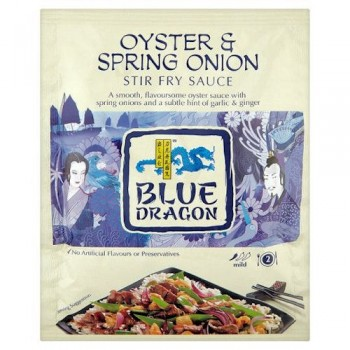 Blue Dragon Stir Fry Oyster And Spring Onion Sauce 120G