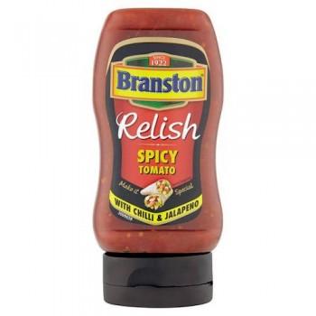 Branston Spicy Tomato Relish 335G