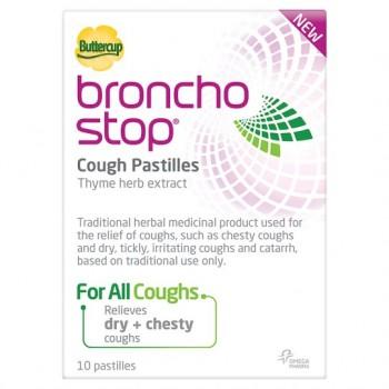 Bronchostop Pastilles 10 Pack