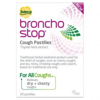 Bronchostop Pastilles 20 Pack