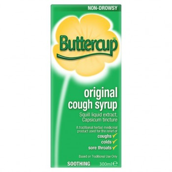 Buttercup Original Syrup 300Ml