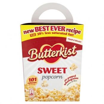 Butterkist Cinema Sweet Popcorn 225G