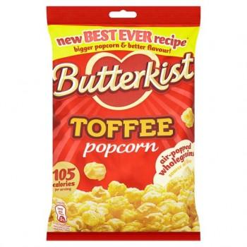 Butterkist Toffee Popcorn 200G