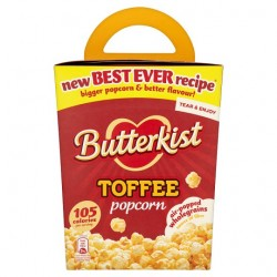 Butterkist Toffee Popcorn 325G