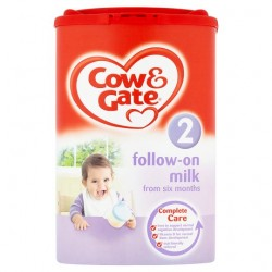 C And G Follow On Milk Stage 2From 6 Months+ 900G