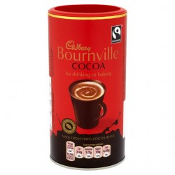 Cadbury Fair Trade Bournville Cocoa 250G