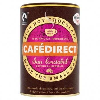 Cafedirect San Cristobal Chocolate 250G