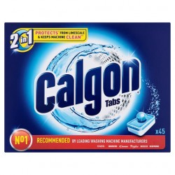 Calgon Tablets 45S