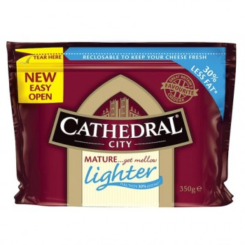 Cathedral City Lighter 350G
