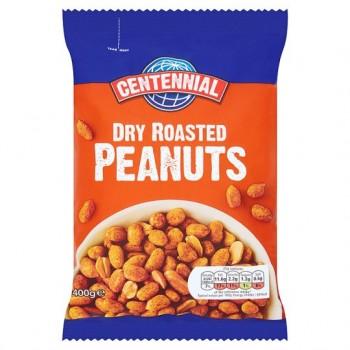 Centennial Dry Roasted Peanuts 400G