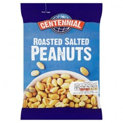 Centennial Roasted And Salted Peanuts 300G