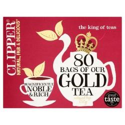 Clipper Tea Gold 80'S 250G