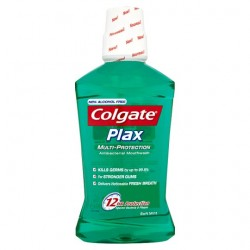 Colgate Plax Soft Mint Green Mouthwash 500Ml