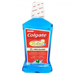 Colgate Total Advanced Mouthrinse Blue 500Ml