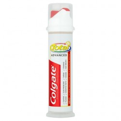 Colgate Total Advanced Toothpaste Pump 100Ml