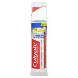 Colgate Total Plus Whitening Pump 100Ml