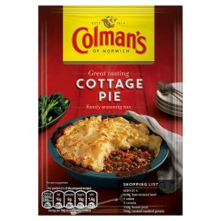Colman's Cottage Pie Recipe Mix 45G