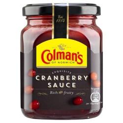 Colmans Cranberry 265g