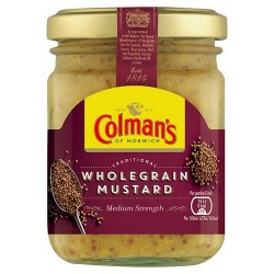 Colmans Wholegrain Mustard 150Ml