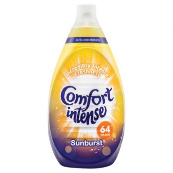 Comfort Intense Sunburst Fabric Conditioner 64 Wash 960Ml