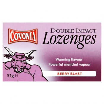 Covonia Cough Lozenges Berry Blast 51G