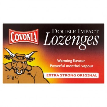 Covonia Lozenges Extra Strong 51G